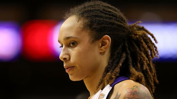 Report: Brittney Griner attacked in China IMAGE