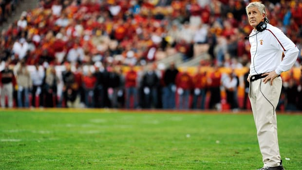 Pete Carroll to be inducted into USC's Hall of Fame