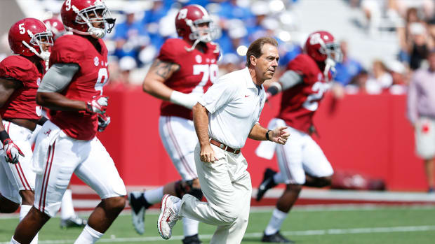 Marcus Spears: The secret to Nick Saban's recruiting  - Image