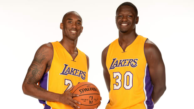 Kobe Bryant to Julius Randle: Don't mess this up