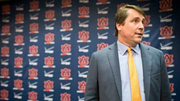 Will Muschamp Auburn DC can't recruit florida players