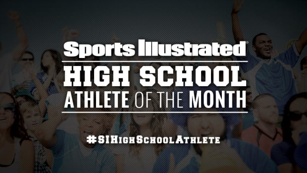high school athlete of the month