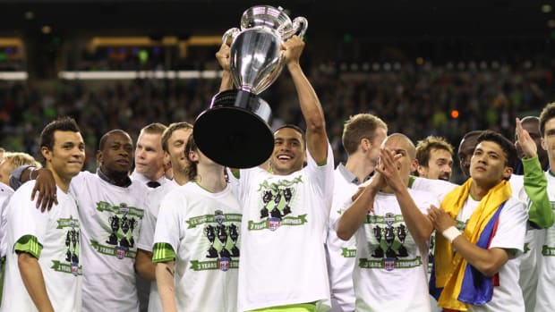 Seattle SoundersUS Open Cup 2011