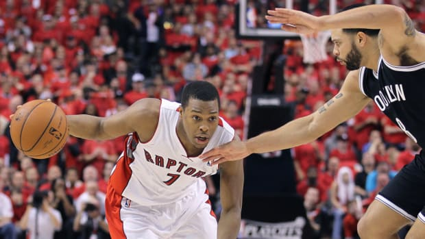 Kyle Lowry Raptors