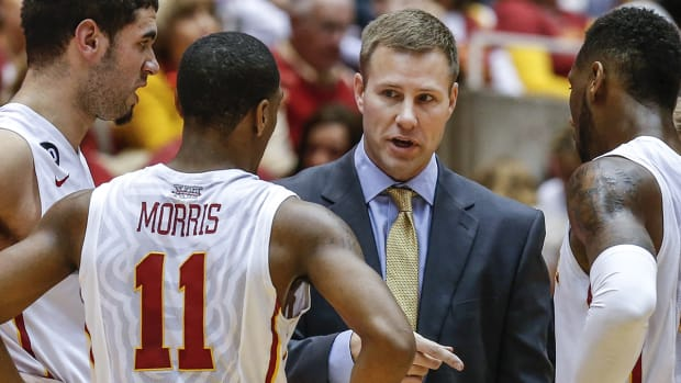 College Basketball Top 25: #15 Iowa State Cyclones image