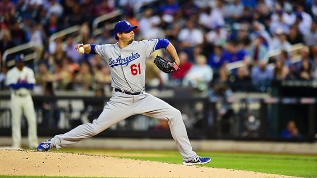 Josh Beckett Dodgers retirement