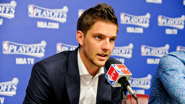 Chandler Parsons Rockets