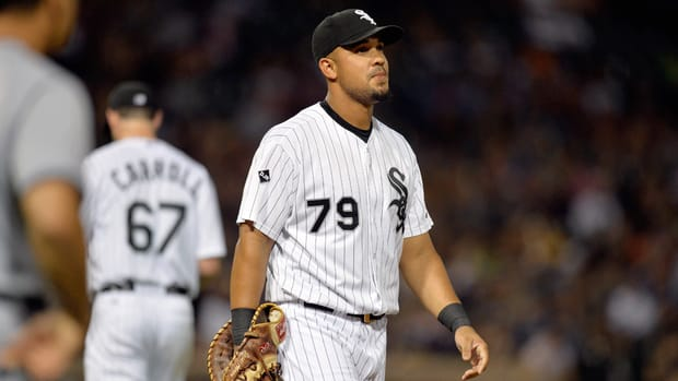 White Sox's Jose Abreu thought he would drown defecting from Cuba