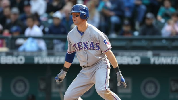 Former Rangers IF Michael Young
