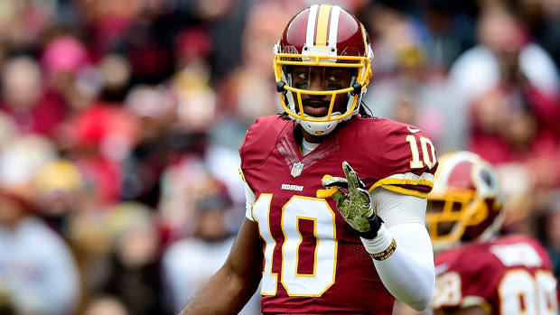 Jay Gruden: Robert Griffin III still the starter IMAGE