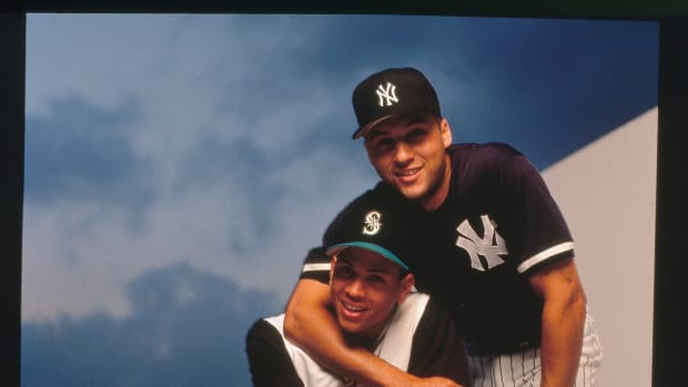 Derek Jeter and A-Rod from 1997