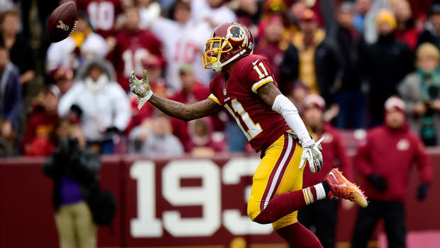 DeSean Jackson: Signing with Redskins over 49ers 'a close call' IMAGE