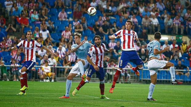 Atletico Eibar La Liga