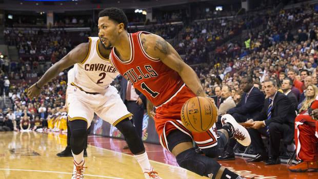 Derrick Rose leads the best Bulls team since MJ
