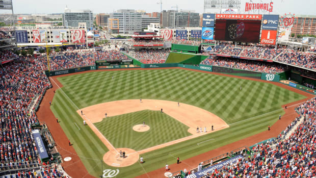Nationals Park expected to host Winter Classic