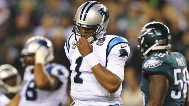 Are Panthers risking their future by playing Cam Newton? - Image
