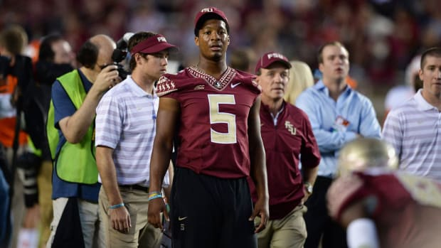 Should FSU sit Jameis Winston until legal issues are resolved?