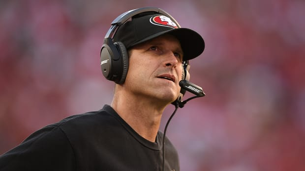 Why Jim Harbaugh will payoff immediately for Michigan- image