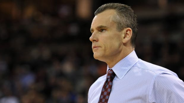 Billy Donovan has led the Florida Gators to two National Championships. (Lance King/Getty Images)
