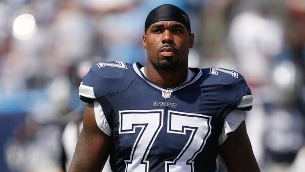 Tyron Smith Dallas Cowboys LT
