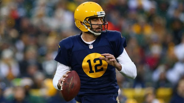 Boomer's top 5 QB's: Week 12 Aaron Rodgers IMG