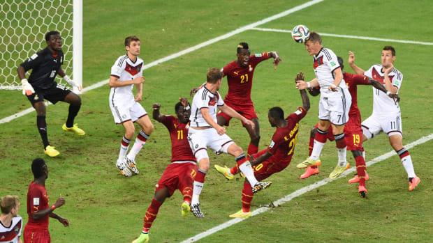 Ghana Germany Action Box