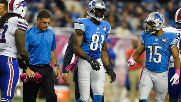 Would Lions cut Calvin Johnson to clear salary cap space?