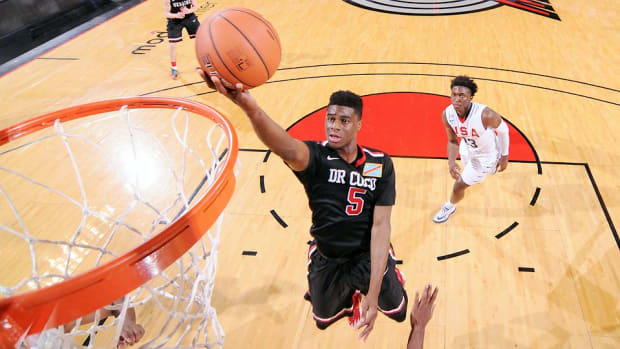 Emmanuel Mudiay leaves SMU wondering what might have been