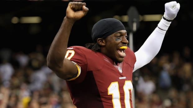 Redskins' Robert Griffin III has a new fan composed theme song