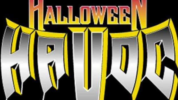 Halloween Havoc 98 title card