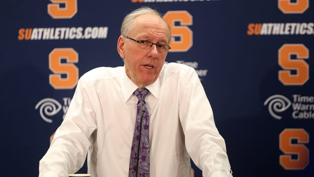 Slander suit against Syracuse University and Jim Boeheim reinstated