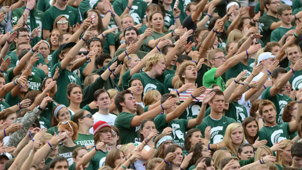 Michigan State Athletic Director Calls Out Student Section