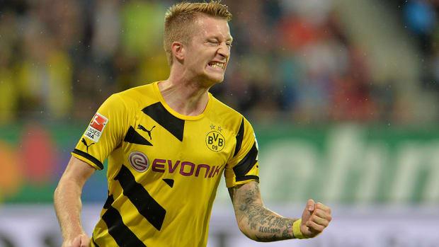 Marco Reus Borussia Dortmund FC Augsburg