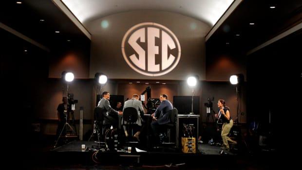 SEC Media Days player list