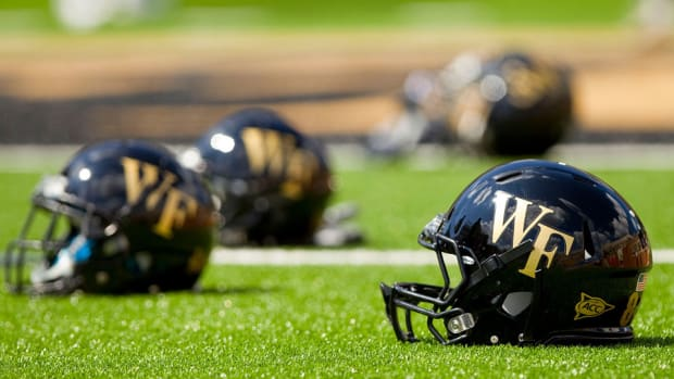 wake forest kevin sousa charged dwi