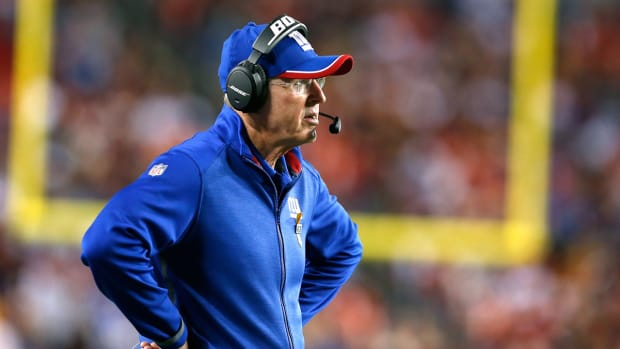Would Giants actually fire Tom Coughlin? - Image