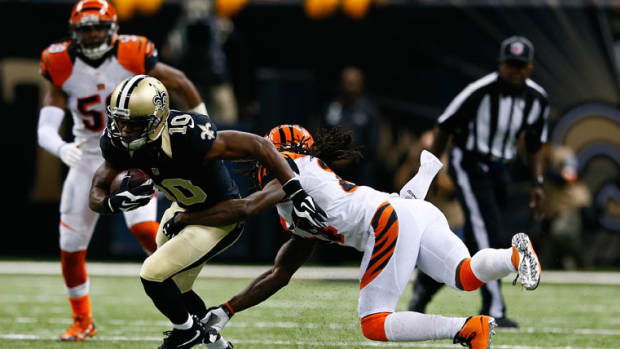 Brandin Cooks New Orleans Saints injured reserve