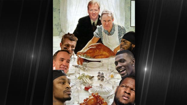 The best NFL guests for Thanksgiving - Image
