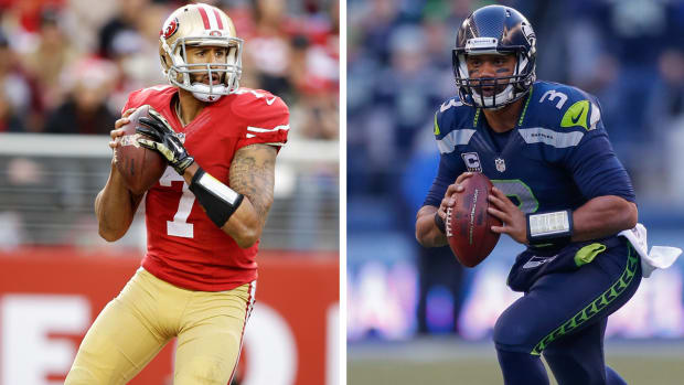 Seahawks vs. 49ers: Will Kaepernick or Wilson get the passing game going? - Image