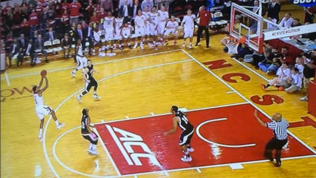 nc state loses wofford buzzer three