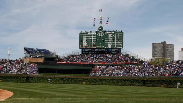 wrigley field renovation chicago cubs bleachers
