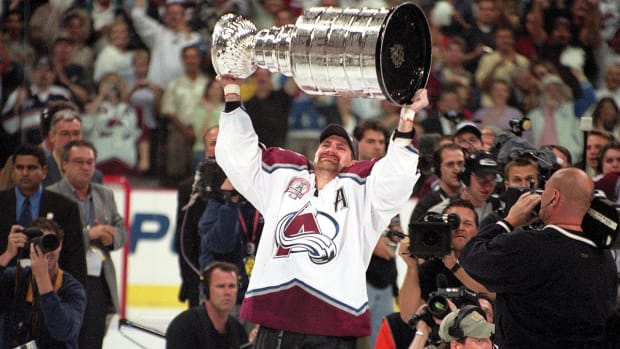 Ray Bourque talks sports moments that brought him to tears - image