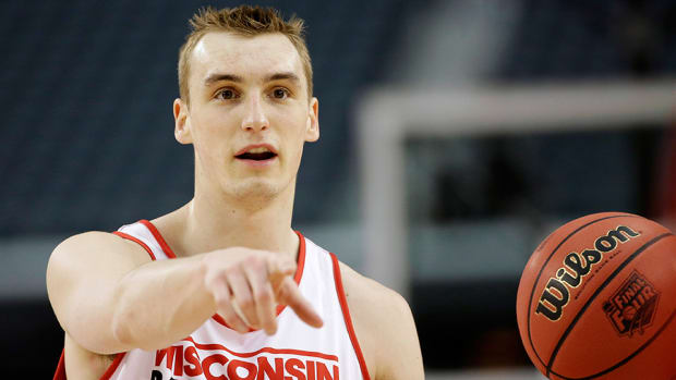 Sam Dekker Wisconsin Badgers