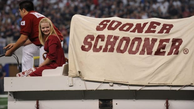 Oklahoma Sooners are getting an athletes only food truck