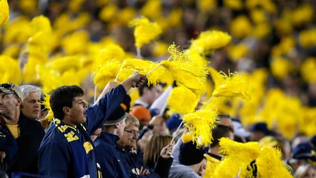 Michigan fans