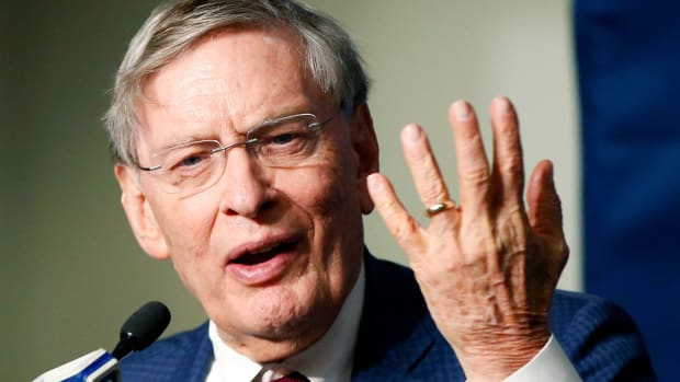 Bud Selig to SI: 'I don't really have many' regrets