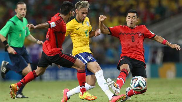 Neymar Mexico