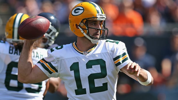 aaron rodgers packers back on track