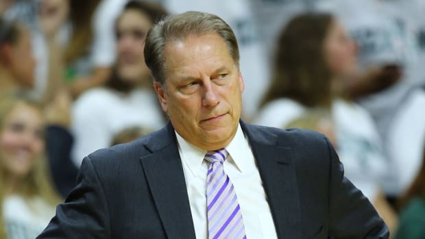 tom izzo michigan state exhibition st cloud state criticism