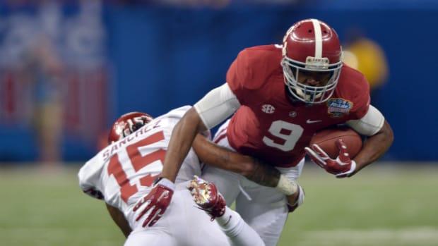 Alabama receiver Amari Cooper